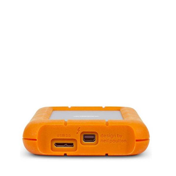 HD EXTERNO LACIE RUGGED 1TB THUNDERBOLT