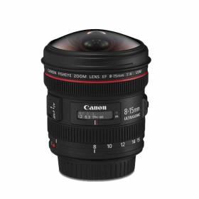 LENTE CANON EF 8-15mm f4L
