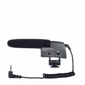 MICROFONE DIRECIONAL SENNHEISER MKE-400 (DSLR)
