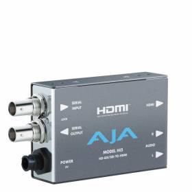CONVERSOR AJA Hi5 SDI PARA HDMI